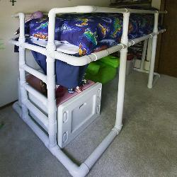 Delightful Free Bunk Bed Plans Click Here