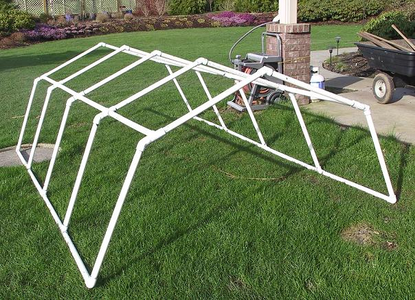 Removable Pvc Row Cover