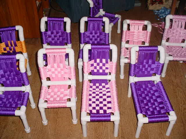 Tips woodworking plans choice pvc furniture plans chair for Pvc furniture plans