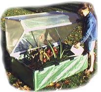 cold frame - Pvc Frame Greenhouse Plans