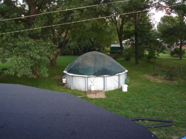 Build A Pvc Pool Cover