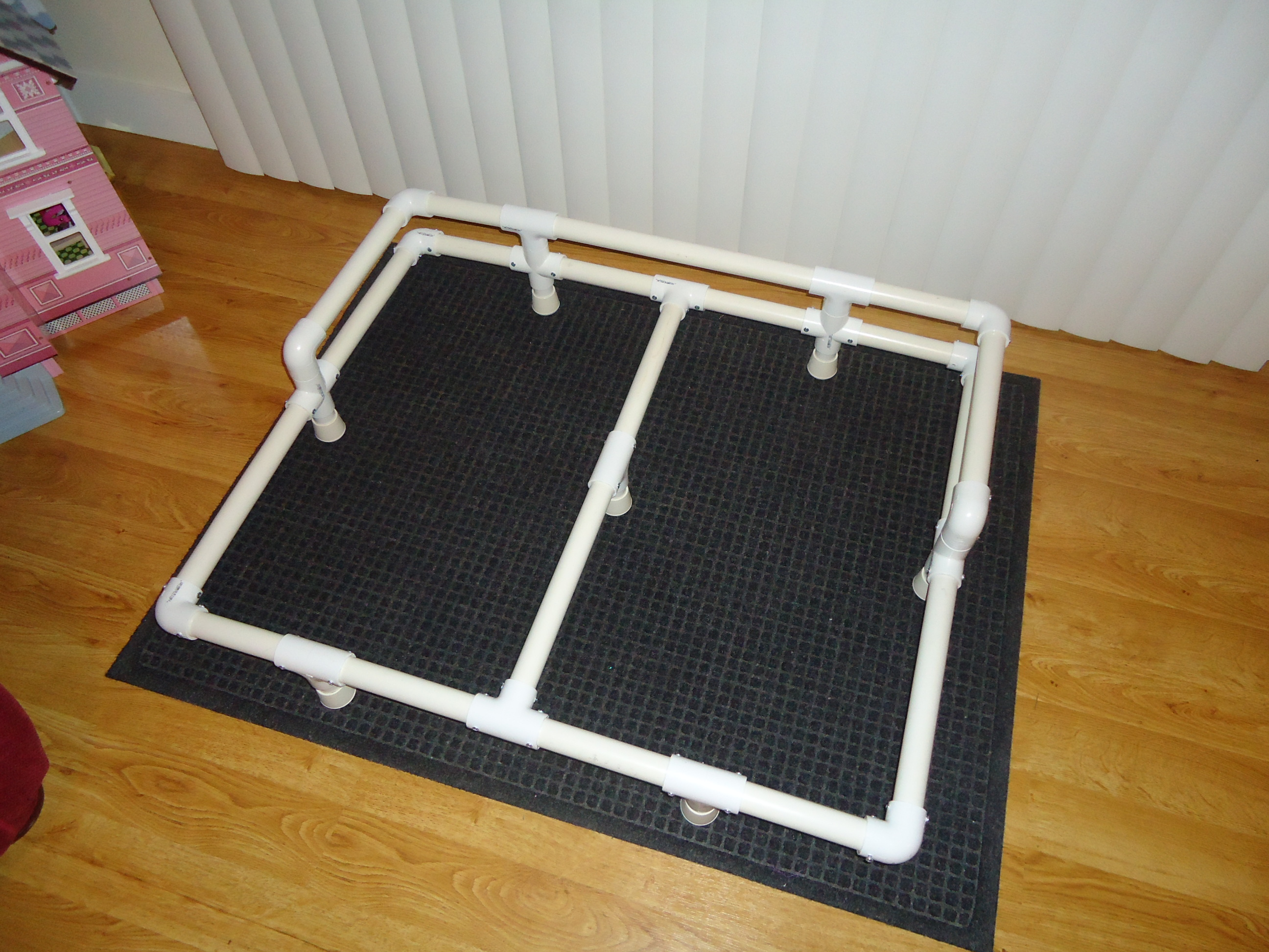 Raised Dog Bed Plans