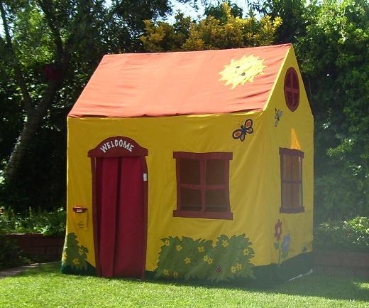 Pvc playhouse diy woodideas for Pvc playhouse kit