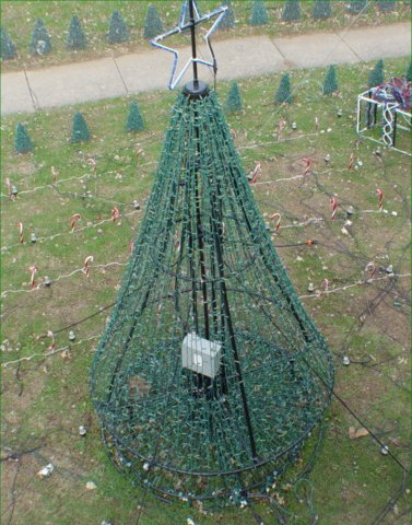 Pvc Christmas Tree Plans.Build And Pvc Christmas Tree